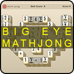 Big Eye Mathjong