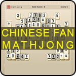 Chinese Fan Mathjong
