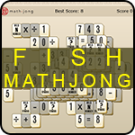Fish Mathjong