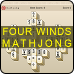 Four Winds Mathjong