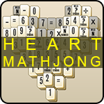 Heart Mathjong