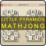 Little Pyramids Mathjong