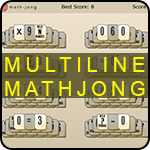 Multi Lines Mathjong